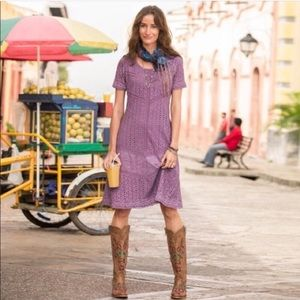 Sundance Eyelet River Dress